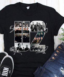 U2 signtures shirt and Men's Tank Top ,Women's T-Shirt