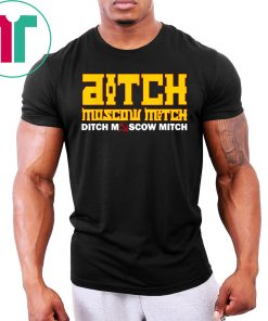 Moscow Mitch Traitor tee T-Shirt