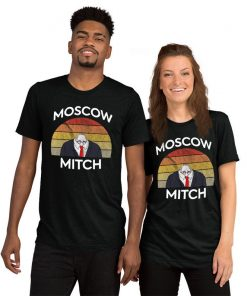 VINTAGE Moscow Mitch Short sleeve t-shirt