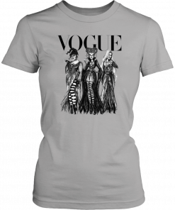 Vogue Disney Villains Men Women T-Shirt