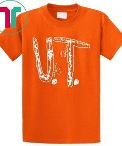 U.T. Homemade University & College Tennessee U.T. Boys Girls T-Shirt