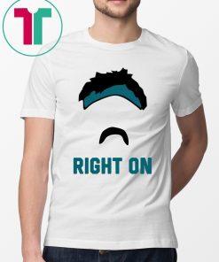 Gardner Minshew Right On 2019 T-Shirt