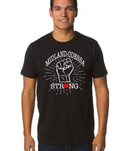 Pray for Odessa Midland T-Shirt