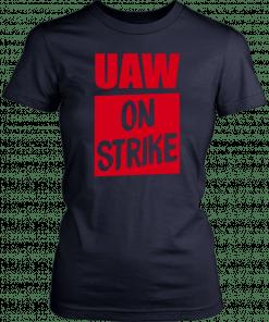 Uaw On Strike Unisex T-Shirt
