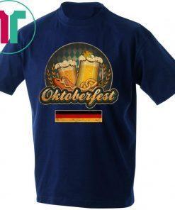 Vintage Oktoberfest German Beer Festival Cool Gift 2019 T-Shirt