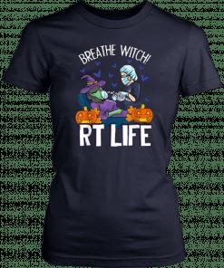 Victim Breathe Witch RT life Shirt