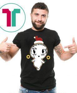 Ghost Malone Santa Christmas Tee Shirt