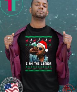 Jim Lahey I am the Liquor Christmas 2020 T-Shirt