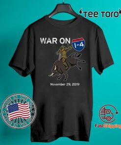 War on I-4 Offcial T-Shirt