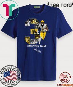 03 Darrynton Evans Signature Classic T-Shirt