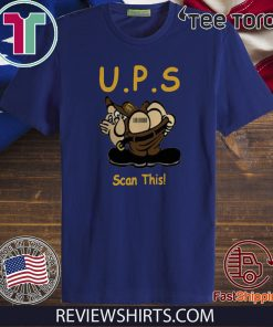 U.S.P Scan This! Offcial T-Shirt
