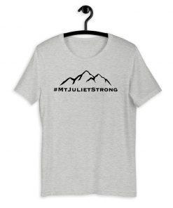 #MtJulietStrong - Mt Juliet Strong T-Shirt