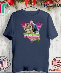 #JoeExotic – Joe Exotic 2020 Tiger King Shirt – Joe Exotic Retro Vintage Tee Shirts
