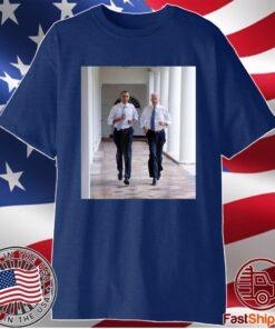Barack Obama Joe Biden Running Democratic Election Shirt