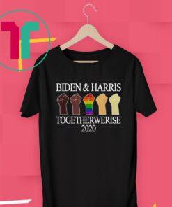 2020 Joe Biden Kamala Harris Shirt LGBT Biden Harris 2020 Shirt