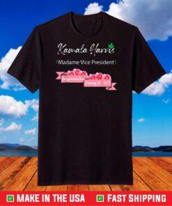 AKA Inauguration Day 2021 Biden Harris AKA Vice President T-Shirt