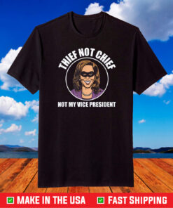 Anti Kamala Harris - Harris Not My VP - Anti Biden Harris T-Shirt