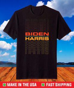 Biden Harris Presidential Inauguration Day 2021 Tee T-Shirts