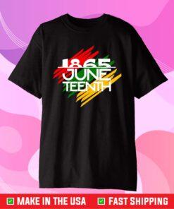 ,Juneteenth Freeish Since 1865 Classic T-shirt