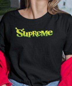 Supreme Shrek Tee Shirt